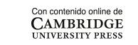 Con contenido online de CAMBRIDGE UNIVERSITY PRESS
