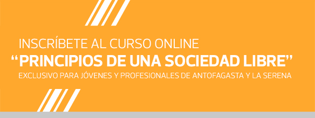 Aprende Inglés con eClass -¡Inscribete en la academia liberal! - Curso dirigido principalmente a jóvenes entre 18 y 30 años, de todas las regiones de Chile que tengan interés en aprender conceptos básicos sobre el liberalismo.