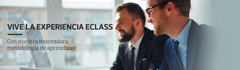 Capacita a tus colaboradores con eClass , Líderes en formación corporativa