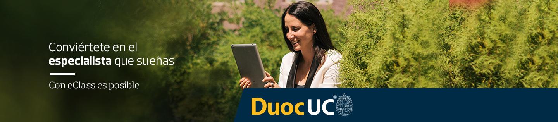 Diplomados certificados por Duoc UC. Conviértete en el especialista que sueñas. Elige la metodología que más te acomode