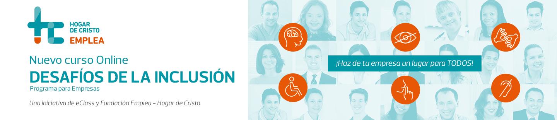 Nuevo curso Online Desafíos de la Inclusión