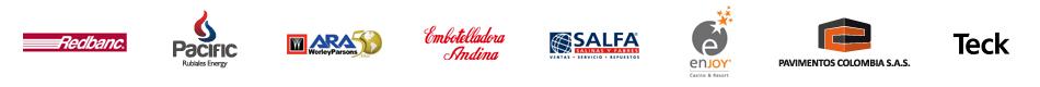 Corfo, Entel, Kimberly Clark, Latam, Santander, Banco de Chile, CMPC, UAI