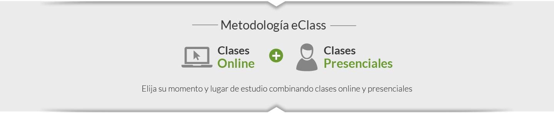Metodología Flexible | Clases Online + Clases Presenciales