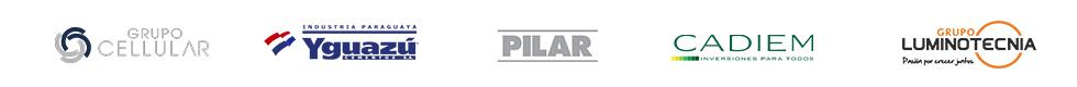 Grupo Cellular - Industria Paraguaya Yguazú - Pilar - Cadiem - Grupo Luminotecnia