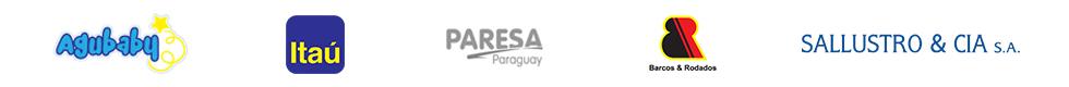 Agubaby - Itaú - Paresa Paraguay - Barcos & Rodados - SALLUSTRO & CIA s.a.