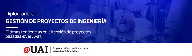 Diplomado en Gestión de Proyectos de Ingeniería - Últimas tendencias en dirección de proyectos basadas en el PMI®
