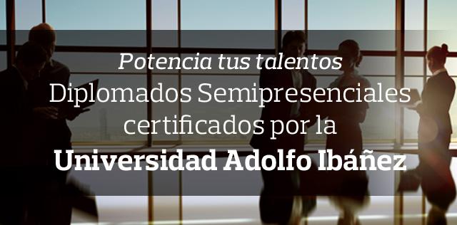 Diplomados de Negocios eClass-U. Adolfo Ibáñez | Marketing, Finanzas, Administración, Proyectos, entre otros