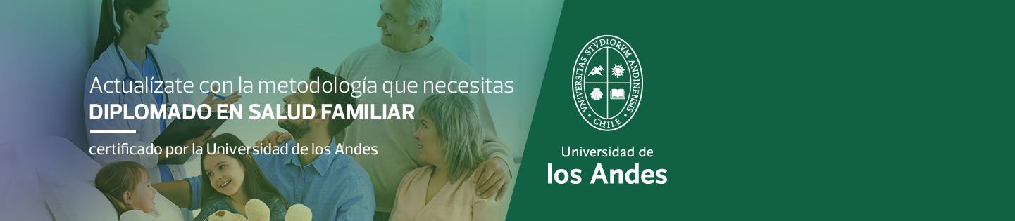 Actualízate con la metodología que necesitas - Diplomado en Salud Familiar certificado por la Universidad de los Andes