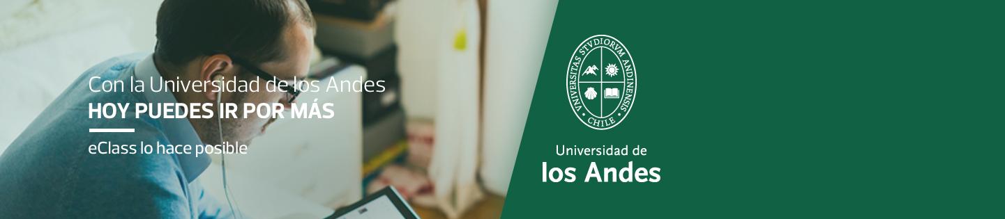 Con la universidad de los Andes - Hoy puedes ir por más - eClass lo hace posible