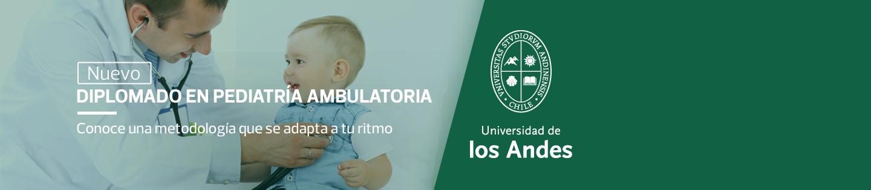 Nuevo Diplomado en Pediatría Ambulatoria - Conoce una metodología que se adapta a tu ritmo