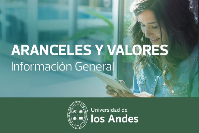 Aranceles y Valores - Información general