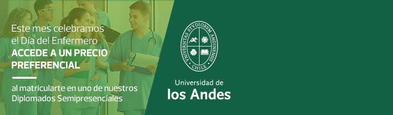 Este mes celebramos el Día del Enfermero - Accede a un precio Preferencial al matricularte en uno de nuestros Diplomados Semipresenciales